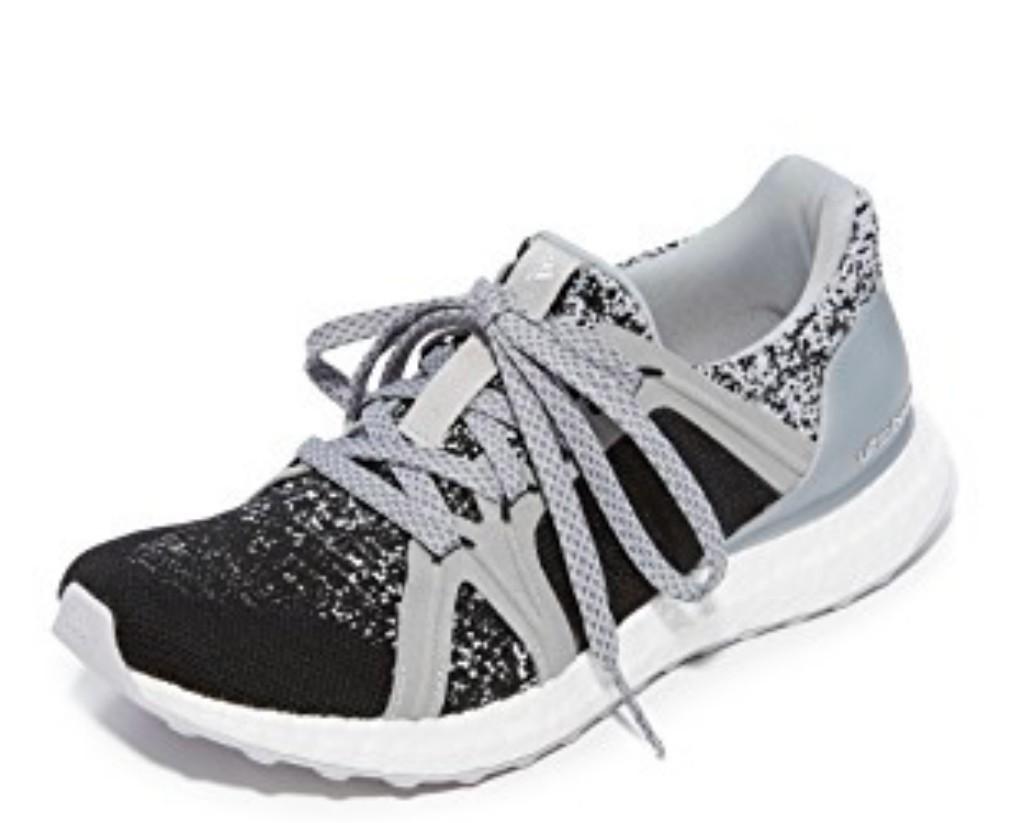 Adidas By Stella McCartney Gray Ultraboost Sneakers