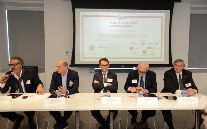 Italian Luxury and Design Summit
