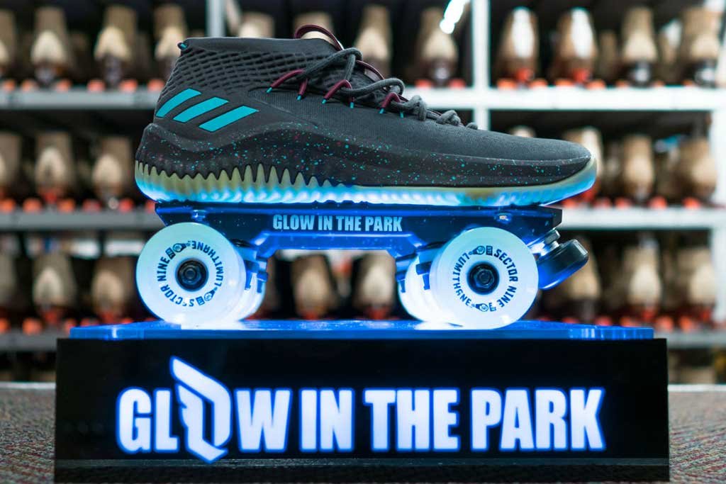 sneaker roller blades