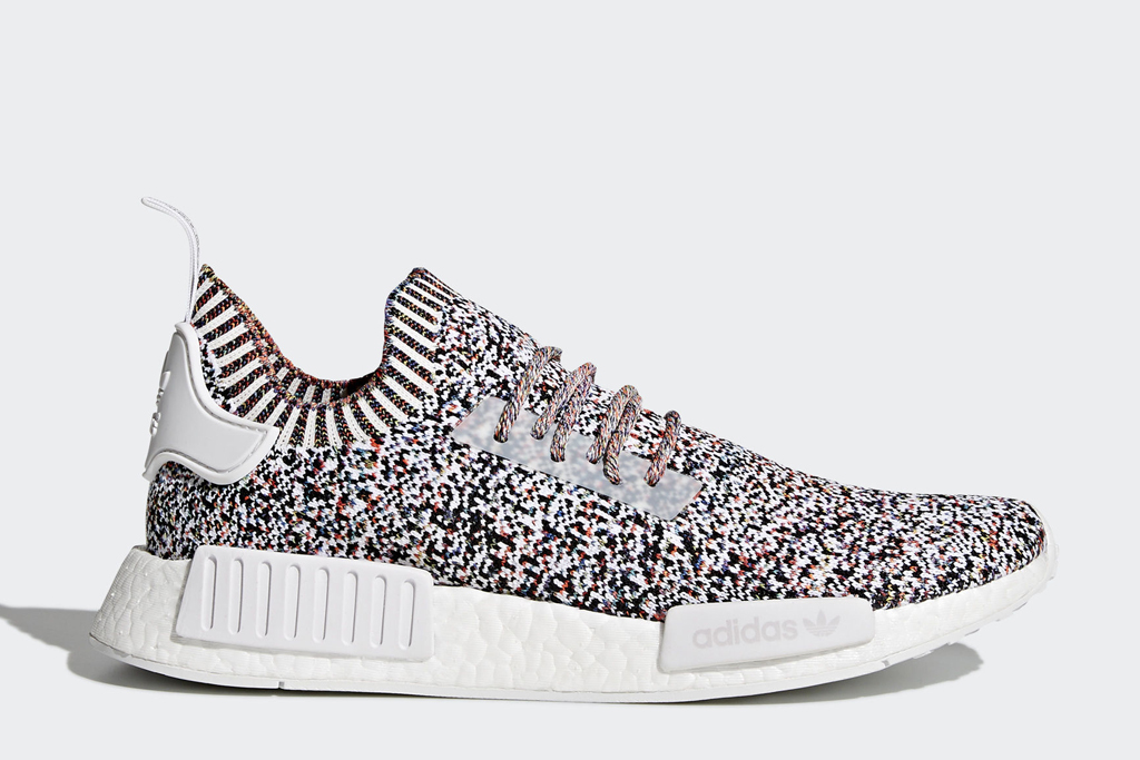 Adidas NMD R1 Color Static