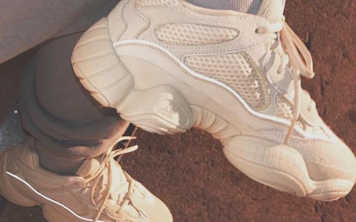 Adidas Yeezy Mud Rat 500