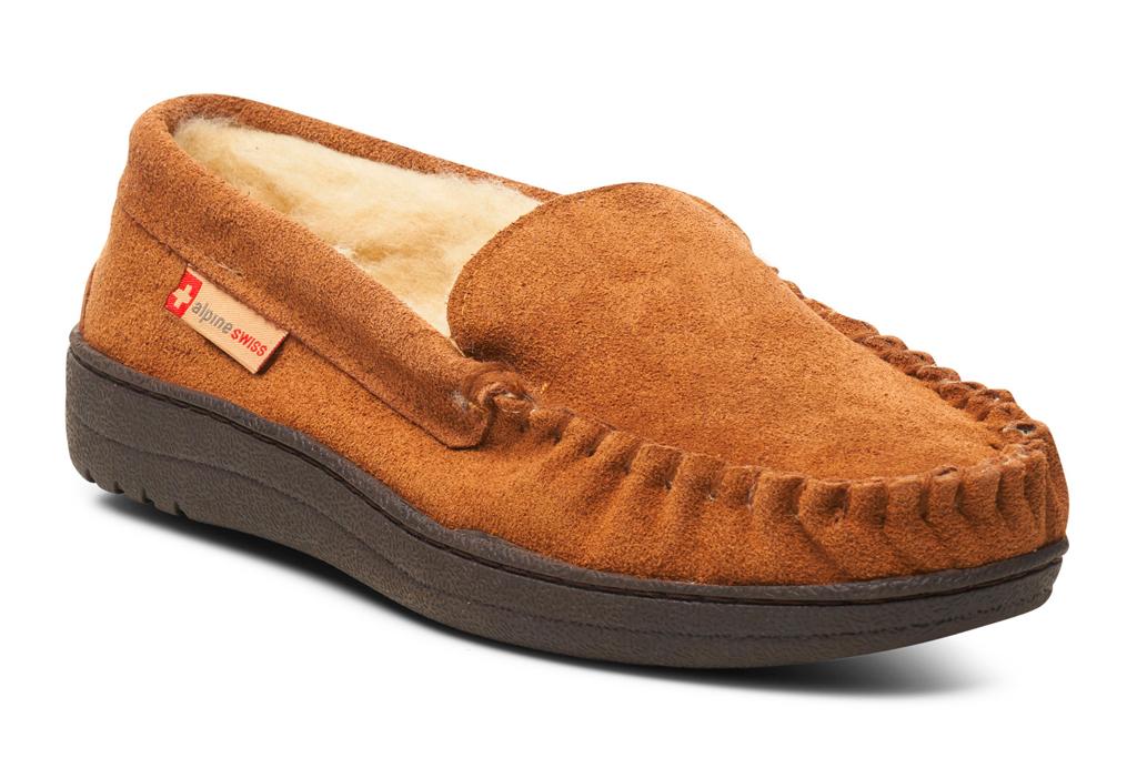 alpine swiss, slippers