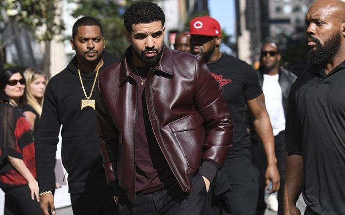 Drake TIFF 2017