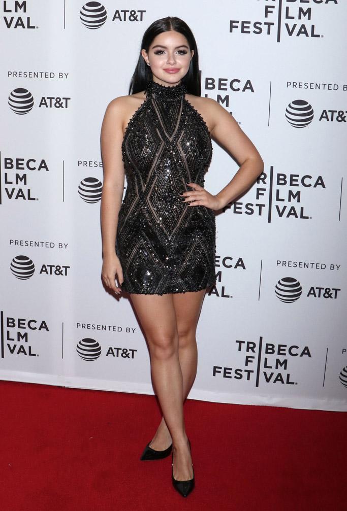Ariel Winter at the Tribeca Film Festival
