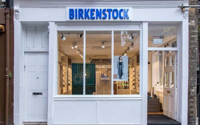 Birkenstock's London store