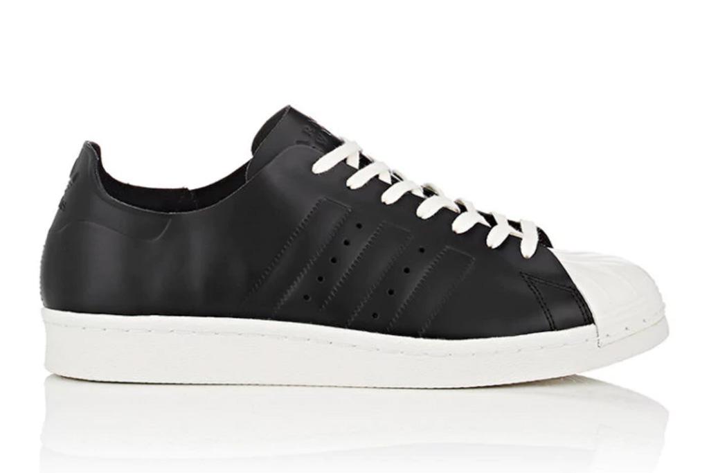 Barneys x Adidas Superstar 80s Deconstructed