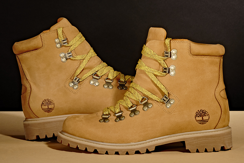 Barneys x Timberland Authentic Hike