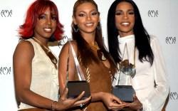 Beyoncé at the AMA Awards