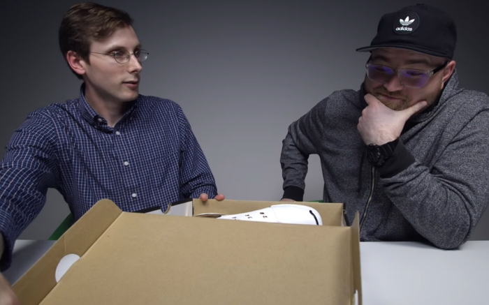 Brad Hall and Unbox Therapy