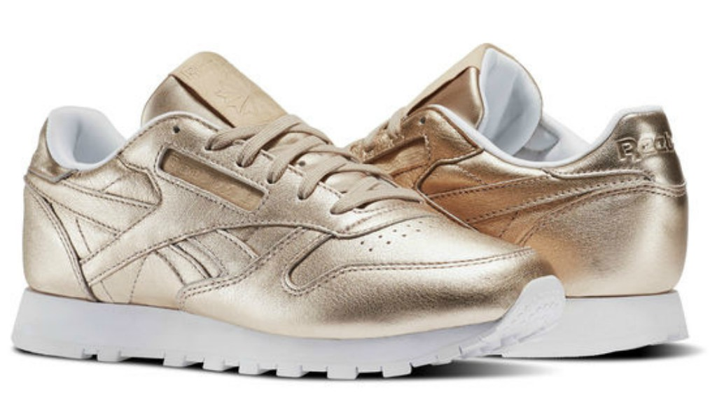 reebok classic women's leather L sneaker
