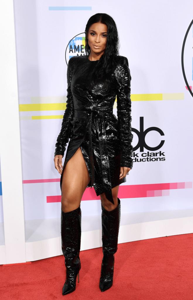 Ciara, 2017 American Music Awards