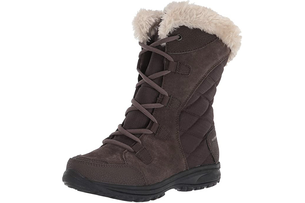 columbia ice maiden boots, best winter boots for women, womens winter boots
