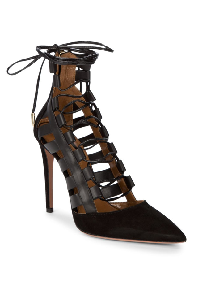 Aquazzura's Amazon pumps