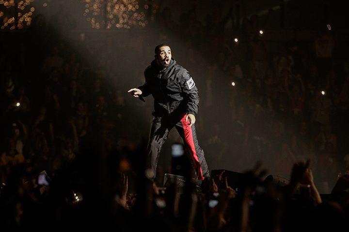 Drake in Prada Boy Meets World Tour