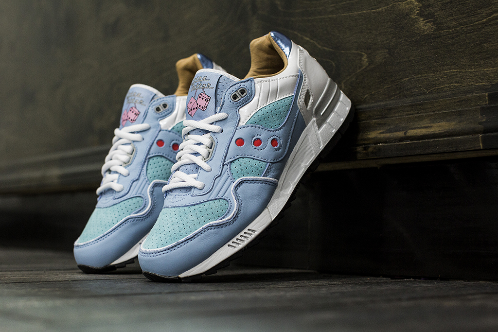 Extra Butter Saucony Shadow 5000 For the People