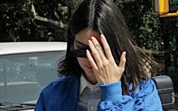 Kendall Jenner at New York Fashion