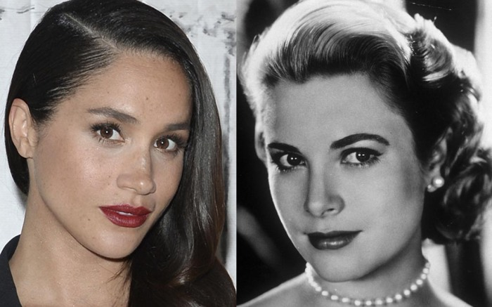 meghan markle, grace kelly princess of monaco