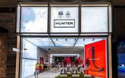 The Hunter store in Toronto