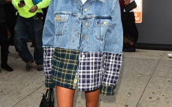 The Best Celebrity Street Style of 2017