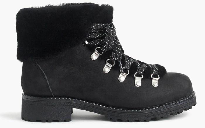 J.Crew Nordic boot