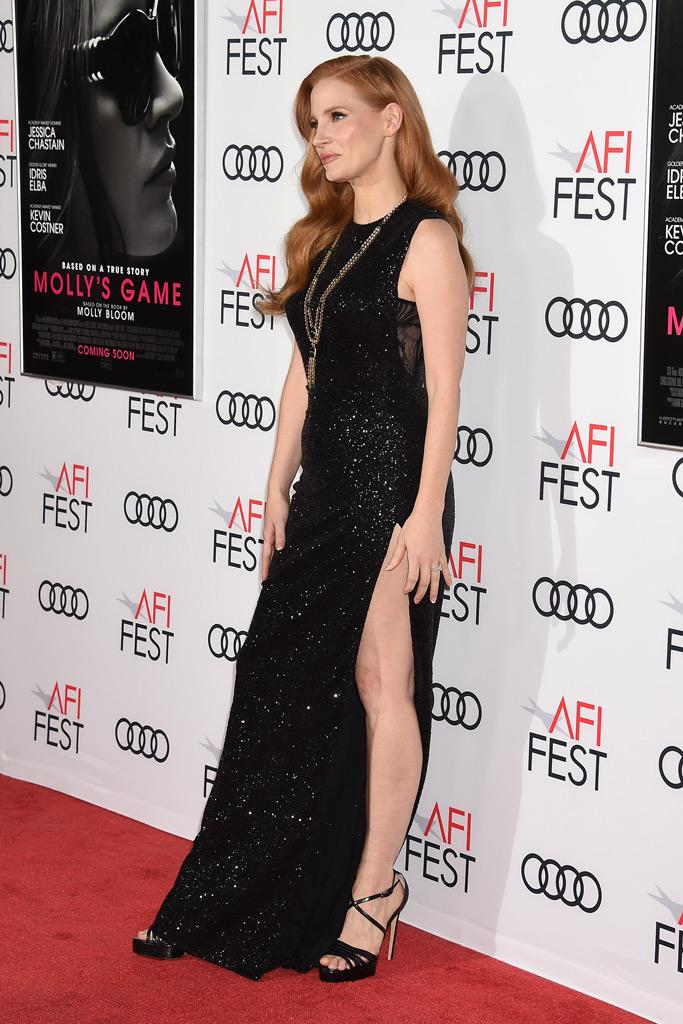 Jessica Chastain, AFI Fest