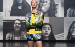 Karlie Kloss Adidas fearless AF