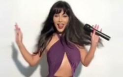 Kim Kardashian Halloween Costume Selena