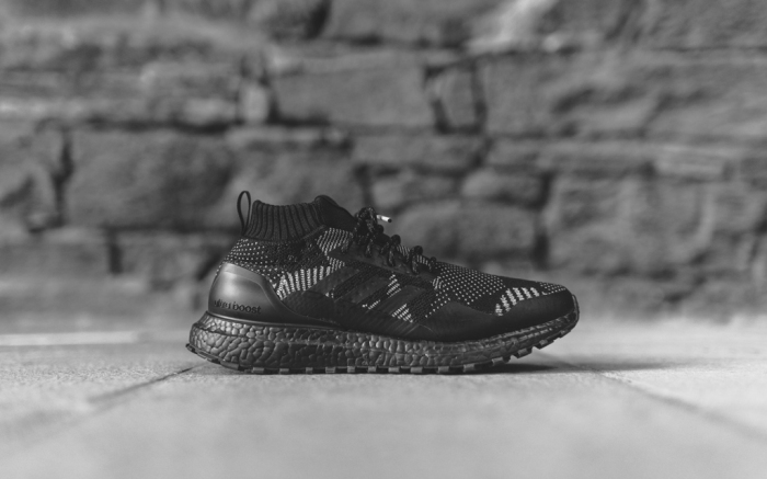 Docenas Supervisar Herméticamente  Kith x Nonnative x Adidas Ultra Boost Mid Sneaker Shoe Collaboration –  Footwear News