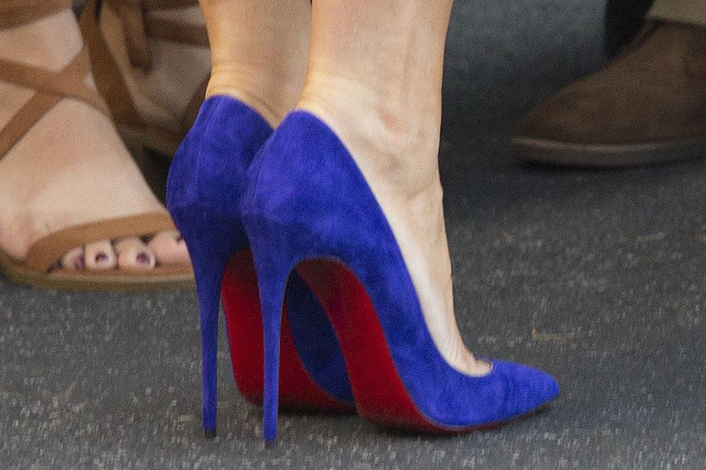 Melania Trump, Christian Louboutin