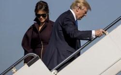 Melania Trump's Tour of Asia