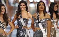 Miss Universe 2017 pageant, contestants, dress,