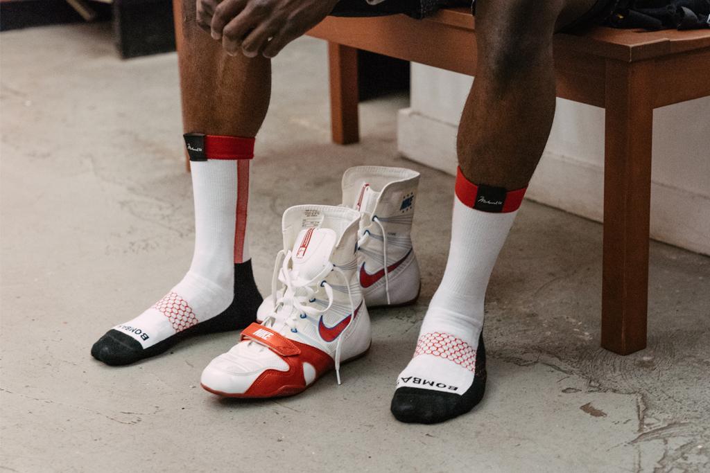 Muhammad Ali Bombas sock