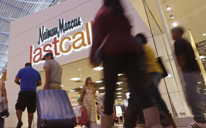 Neiman Marcus store Last Call