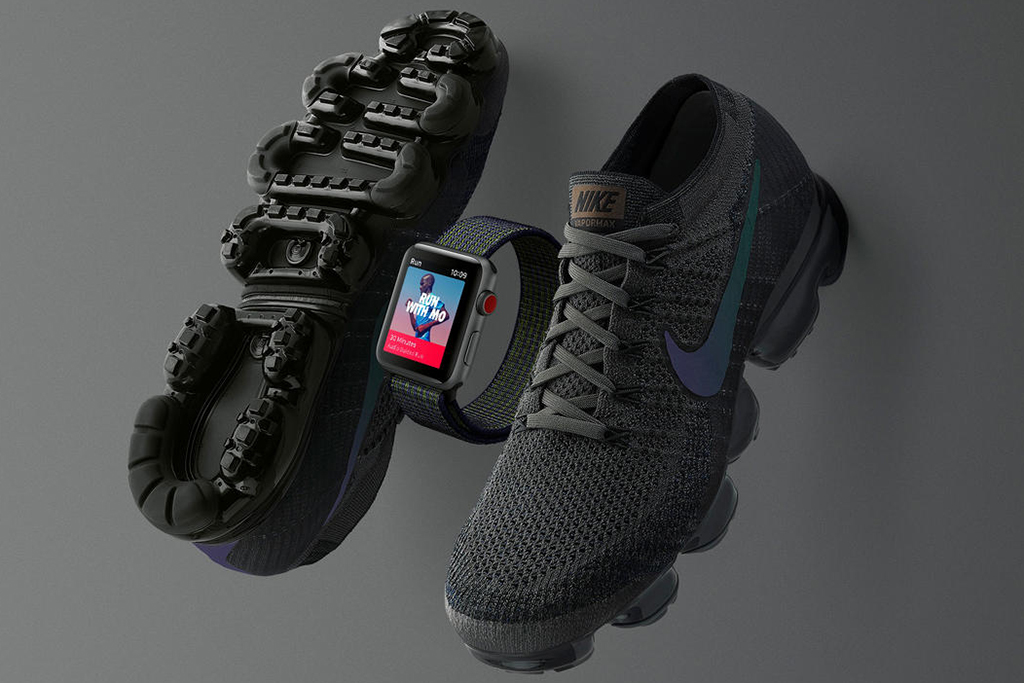 Nike and Apple to Release 'Midnight Fog' Air VaporMax and Watch ...