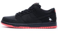 Nike Pigeon Dunk SB Low Black