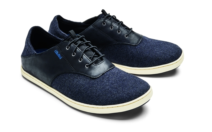 Olukai wool shoes