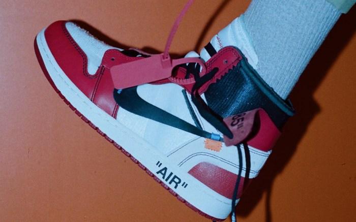 Off-White x Air Jordan 1
