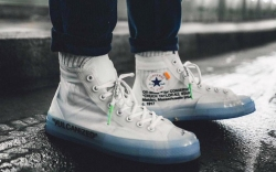 Off-White x Converse Chuck Taylor All