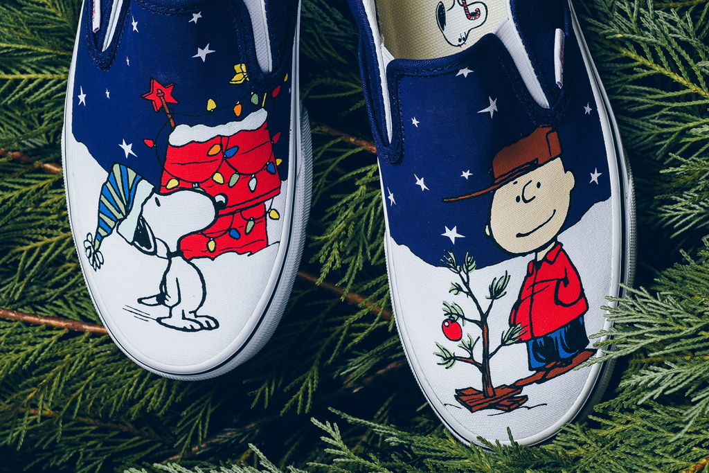 Vans Releases New 'A Charlie Brown