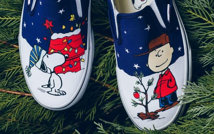 Peanuts x Vans Slip-On
