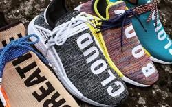 Pharrell x Adidas Human Race NMD