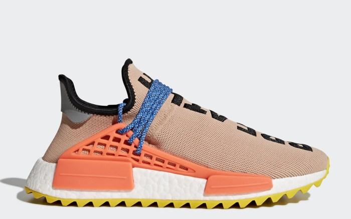 Pharrell Williams x Adidas Human Race NMD TR