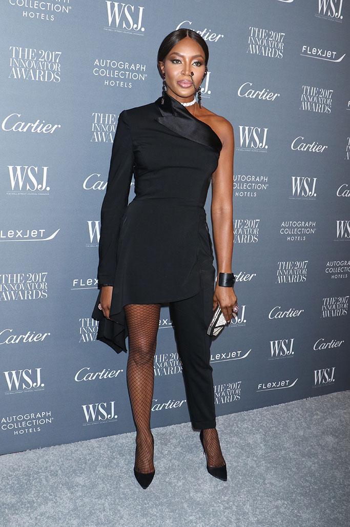 Naomi Campbell, WSJ Innovator Awards