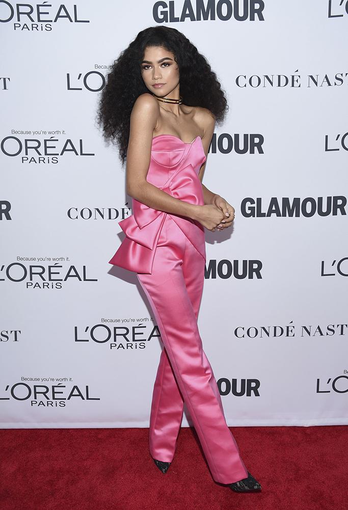 Zendaya, Glamour Women of the Year Awards