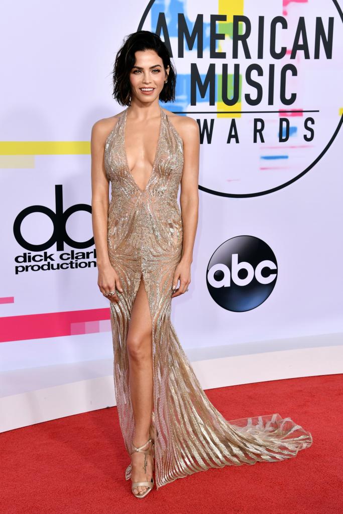 Jenna Dewan Tatum, 2017 American Music Awards