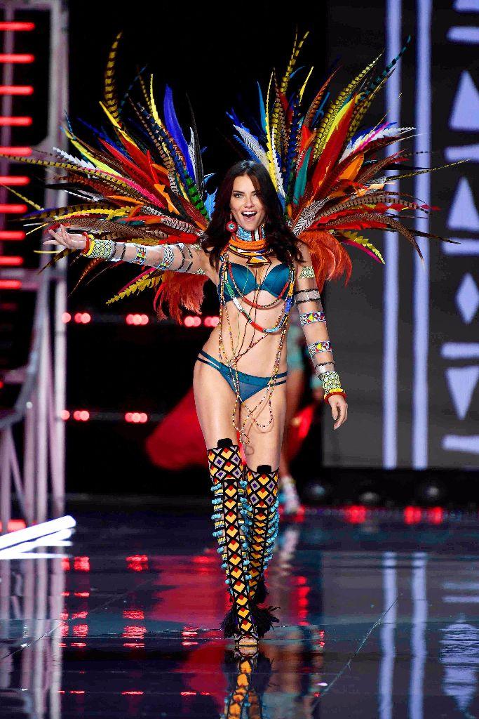 Adriana Lima, vs fashion show, victoria's secret fashion show 2017