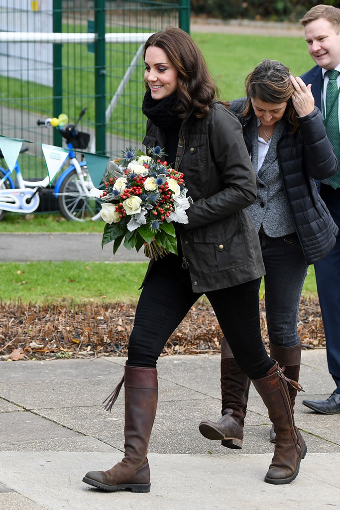 Kate Middleton, Penelope Chilvers