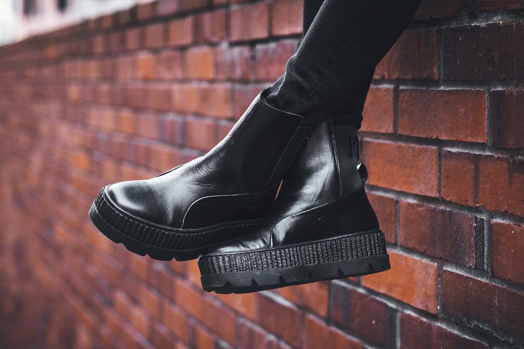 Rihanna x Fenty Puma Chelsea Sneaker Boot