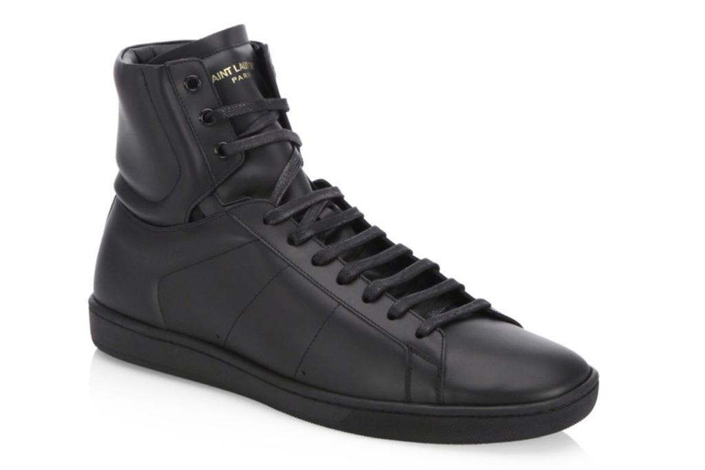 Saint Laurent Classic Leather High Top