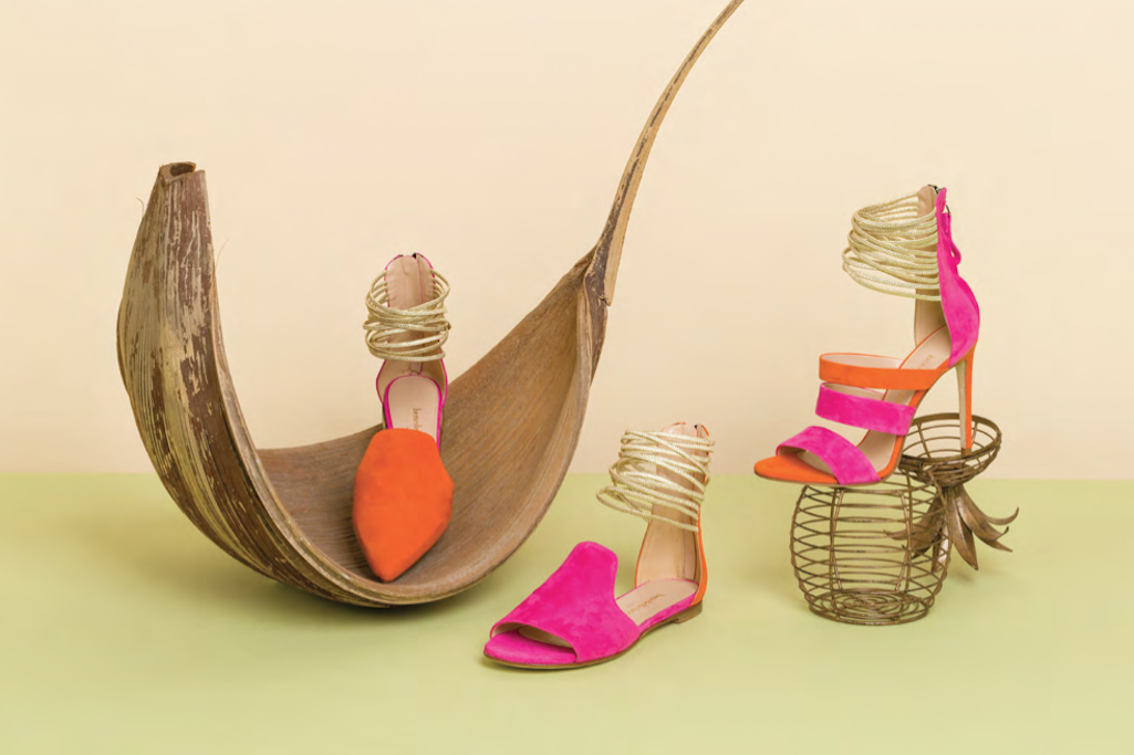 Benedetta Boroli spring 2018 collection.